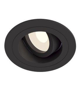 Iebūvējamā lampa AKRON Black DL025-2-01B