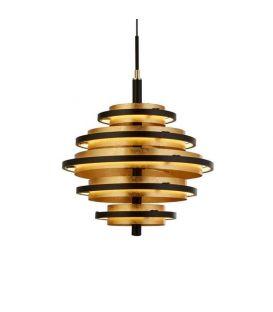 34.9W LED Piekarama lampa HIVE 6375-5BG