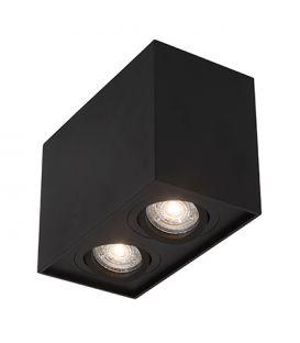 Griestu lampa RENDE 2 Black 998092