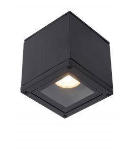 Griestu lampa AVEN Black IP65 22963/01/30