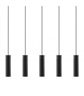 Piekarama lampa TILO 5 Black 2010483003