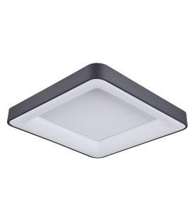 50W LED Griestu lampa GIACINTO Black Dimmējama 5304-850SQC-BK-3