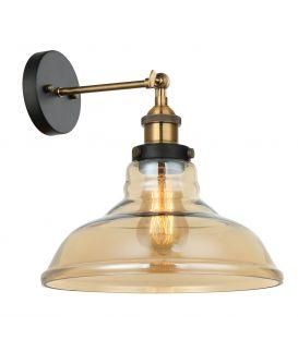 Sienas lampa HUBERT MBM-2381/1 GD+AMB