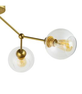 Lubinis šviestuvas FAIRY Gold 2754