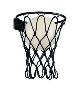 Sienas lampa BASKETBALL Black 7243