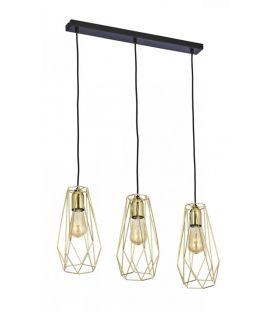Piekarama lampa LUGO Gold 2698