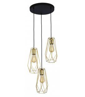 Piekarama lampa LUGO Gold 2697