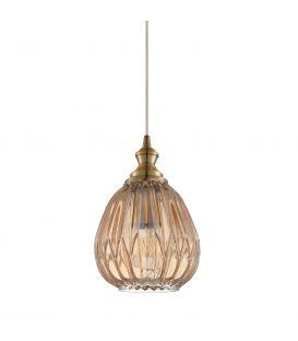 Piekarama lampa RODEZ Champagne Ø18 PND-8002-1C-CN