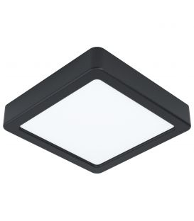 10.5W LED Virsmas LED panelis FUEVA 5 3000K Black 99243