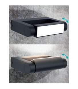 Sienas lampa DUSK LED 17808/93/16