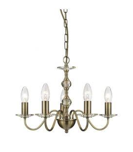 Piekarama lampa MONARCH 5 3455-5AB