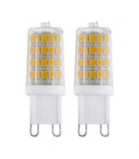3W LED Spuldze G9 3000K 11674