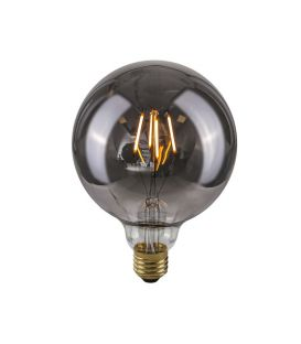 4W LED SPULDZE E27 Smoke 2200K 801455 G125