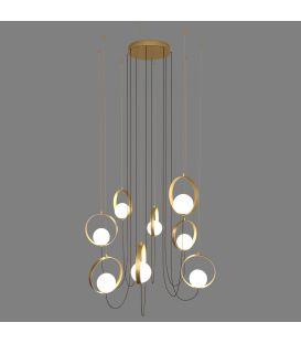 40W LED Piekarama lampa HALO 8 C3815180O