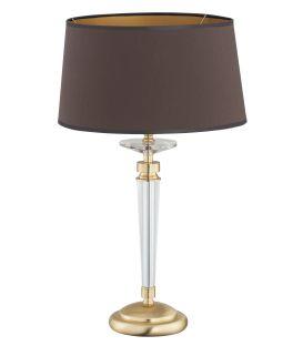Galda lampa DALILA Gold/Brown DAL-LG-1(Z/A) 04