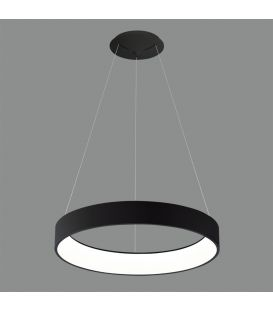 126W LED Piekarama lampa DILGA Black Ø90 C345040N