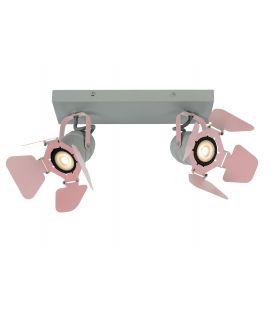 Griestu lampa PICTO 2 Pink 17997/02/66