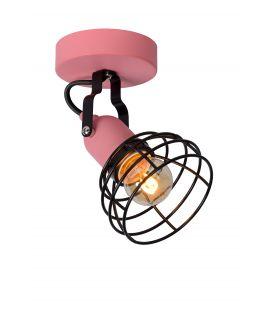 Griestu lampa PAULIEN Pink 08927/01/66