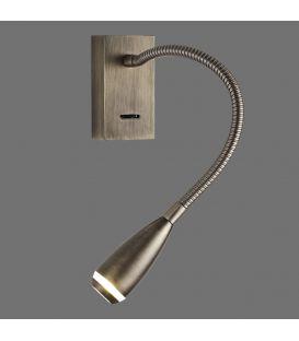 3W LED Sienas lampa CLIK Brass A373610U