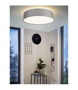 Griestu lampa ROMAO Grey 95346