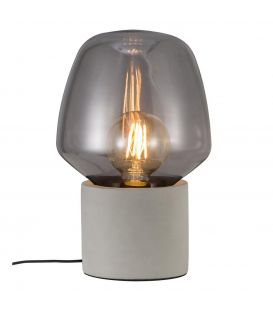 Galda lampa CHRISTINA Light Gray 48905011