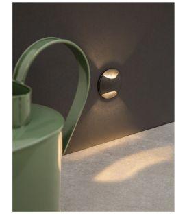 3W LED Įmontuojamas šviestuvas JOYA Black 9944142