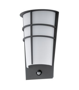 5W LED Gaismeklis ar kustības sensor BREGANZO IP44 96018