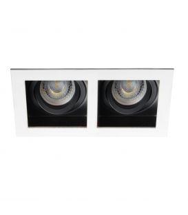 Iebūvējamā lampa ARET 2 Black 26723