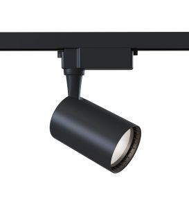 12W LED Apgaismojuma sistēma TRACK Black 1F 3000K TR003-1-12W3K-B