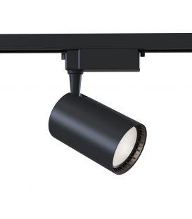 17W LED Apgaismojuma sistēma TRACK Black 1F TR003-1-17W4K-B