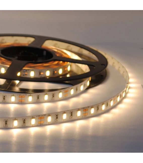 Lanksti LED juosta šilta balta 16W 12V IP20