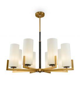 Piekarama lampa FORTANO 8 MOD089PL-08BS