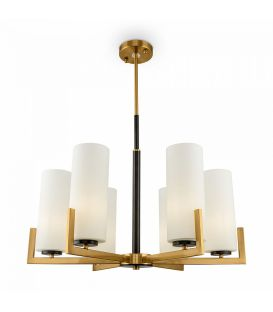 Piekarama lampa FORTANO 6 MOD089PL-06BS