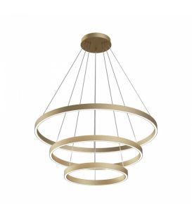 115W LED Piekarama lampa RIM Ø80 MOD058PL-L100BS4K
