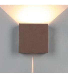 20W LED Sienas lampa DAVOS XL Corten IP65 7438