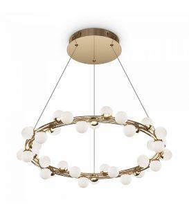 55W LED Piekarama lampa Tessara Gold Ø60 MOD081PL-L50G3K