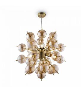 Piekarama lampa Bolla Amber MOD133PL-06BS