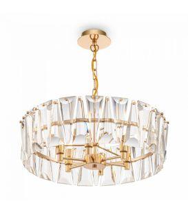 Piekarama lampa Puntes Gold 6 MOD043PL-06G