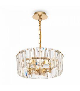 Piekarama lampa Puntes Gold 4 MOD043PL-04G