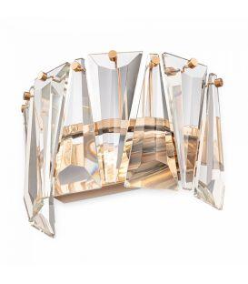 Sienas lampas Puntes Gold  MOD043WL-01G