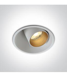 Iebūvējams gaismeklis GARDA LED 12W 6402