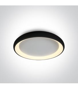50W LED Griestu lampa Black Ø61 62144N/B/W