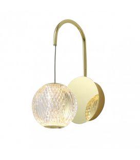 Sienas lampas ROSARIO Gold WL-12220121-1A-GD
