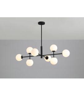 Piekarama lampa DORIS Black C382082N