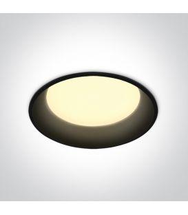 22W LED Iebūvējamā lampa DARK LIGHT 10122D/B/W