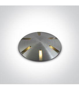 1W LED Iebūvējamā lampa IP67 69044/AL/W