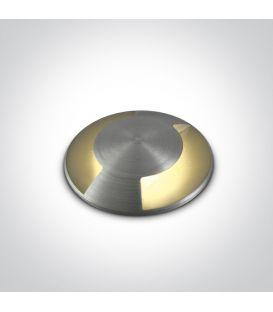 1W LED Iebūvējamā lampa IP67 69042B/AL/W