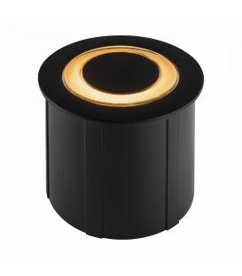 3W LED lebūvējama lampaLIMO Black IP65 O037-L3B3K