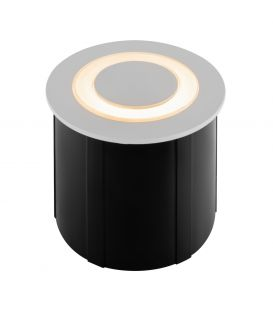 3W LED lebūvējama lampa LIMO Black IP65 O037-L3W3K