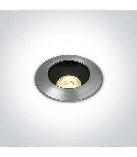 7W LED Iebūvējama lampa IP67 69056B/W